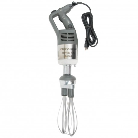 """Robot Coupe MP450 Turbo FW Power Mixer with 10"""" Whisk - 120V"""