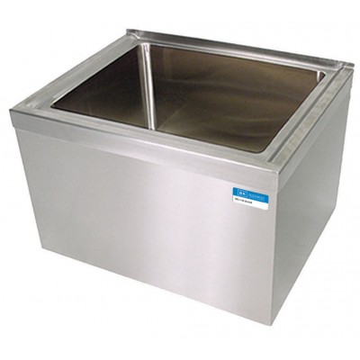BK STAINLESS STEEL MOP SINK...