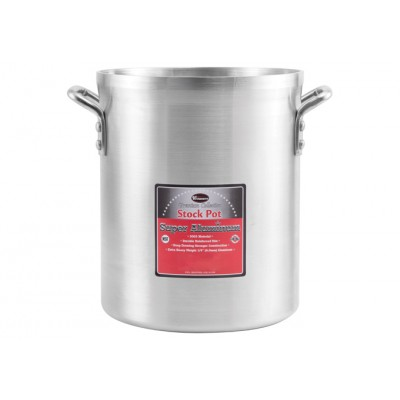 120 Qt Super Aluminum Stock...