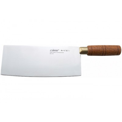 Chinese Cleaver, Wooden...