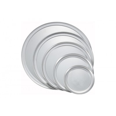 7'' Wide-Rim Pizza Pans,...