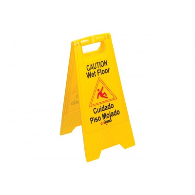 Wet Floor Caution Sign,...