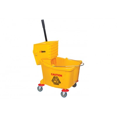 Mop Bucket with Side Press...