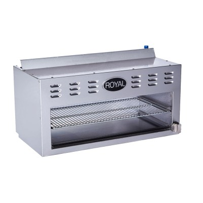 ROYAL CHEESEMELTER BROILERS