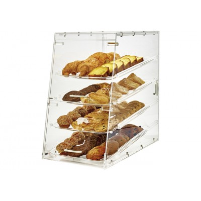 4 Tray Acrylic Display Case
