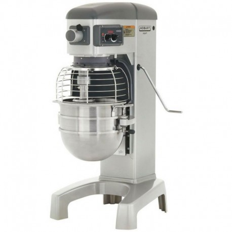 Hobart HL300-1STD 30 qt Planetary Mixer w/ 3 Fixed Speeds & Stainless Bowl, 200 240/3 V