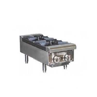 ROYAL 2  Burner Hot Plate...