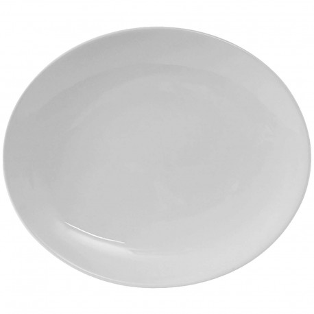 Cameo Couple Oval Platter 8'' x 5 1/4'' Dimensions 36/case