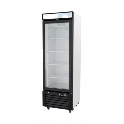 Migali 23 cu/ft Glass Door...