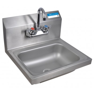 "HAND SINK 1-7/8"" DRAIN WITH..."