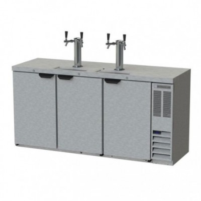 "Beverage Air DD72HC-1-S 72""..."